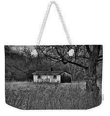 Horse Shed Weekender Tote Bag by Robert Geary