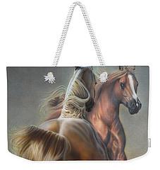 Horseplay Weekender Tote Bag