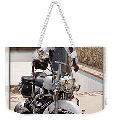 Horses Of Iron2 Weekender Tote Bag