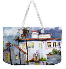 Hospitality House Weekender Tote Bag by Carlin Blahnik