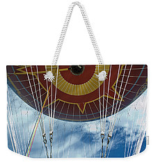 Hot Air Baloon Weekender Tote Bag