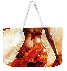Hot Breeze #02 Weekender Tote Bag