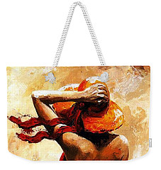 Hot Breeze  Weekender Tote Bag by Emerico Imre Toth