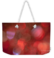 Weekender Tote Bag featuring the photograph Hot Gossip by Jan Bickerton