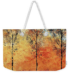 Hot Hillside Weekender Tote Bag