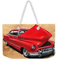 Hot Rod Buick Weekender Tote Bag