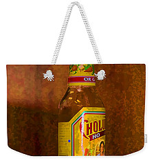 Hot Sauce Two Weekender Tote Bag by Cathy Anderson