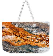 Hot Springs Mineral Flow Weekender Tote Bag