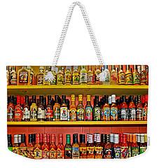 Hot Stuff Weekender Tote Bag