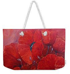 Hot Summer Weekender Tote Bag