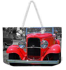Hot V8 Weekender Tote Bag
