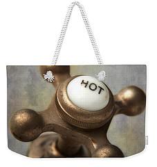 Hot Water Weekender Tote Bag