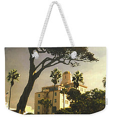 Hotel California- La Jolla Weekender Tote Bag