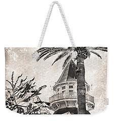 Hotel Del Coronado Weekender Tote Bag by Peggy Hughes