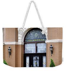 Hotel Door Entrance Weekender Tote Bag