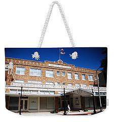 Hotel Jacaranda Weekender Tote Bag
