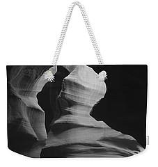 Hour Glass Bw Weekender Tote Bag