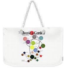 An Illustration Of Color Weekender Tote Bag