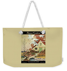 House And Garden Fall Planting Guide Weekender Tote Bag