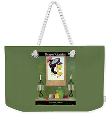 House And Garden Furniture Number Weekender Tote Bag