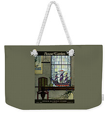 House And Garden Weekender Tote Bag