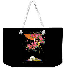House And Garden Spring Gardening Guide Weekender Tote Bag