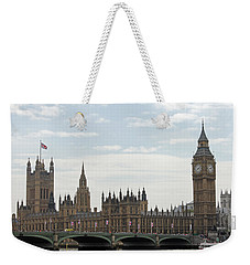 Houses Of Parliament Weekender Tote Bag