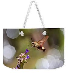 Hovering Pollination Weekender Tote Bag