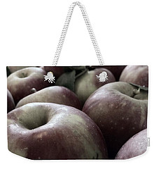 How Do You Like Them Apples Weekender Tote Bag by Photographic Arts And Design Studio