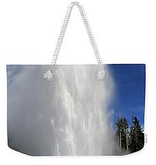 How Grand It Is Weekender Tote Bag
