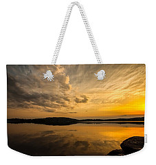 How Great Thou Art Weekender Tote Bag by Rose-Maries Pictures