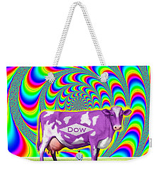 How Now Dow Cow? Weekender Tote Bag