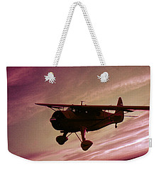 Weekender Tote Bag featuring the photograph Howard Dga by Greg Reed