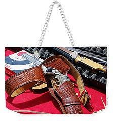 Howdy Partner Weekender Tote Bag