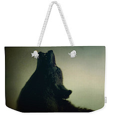 Howling Weekender Tote Bag