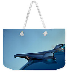 Weekender Tote Bag featuring the photograph Hr-10 by Dean Ferreira