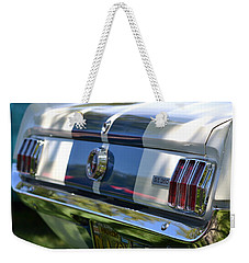 Weekender Tote Bag featuring the photograph Hr-22 by Dean Ferreira