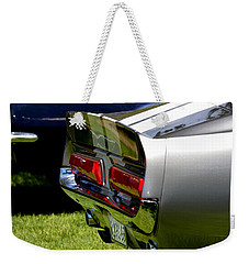 Weekender Tote Bag featuring the photograph Hr-24 by Dean Ferreira