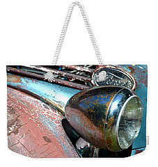 Weekender Tote Bag featuring the photograph Hr-32 by Dean Ferreira
