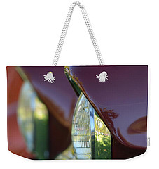 Weekender Tote Bag featuring the photograph Hr-36 by Dean Ferreira