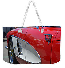 Weekender Tote Bag featuring the photograph Hr-37 by Dean Ferreira