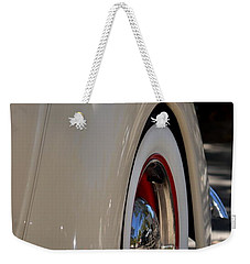 Weekender Tote Bag featuring the photograph Hr-40 by Dean Ferreira