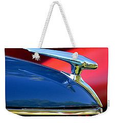Weekender Tote Bag featuring the photograph Hr-45 by Dean Ferreira