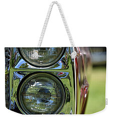 Weekender Tote Bag featuring the photograph Hr-46 by Dean Ferreira