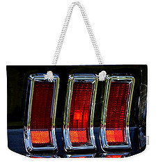 Weekender Tote Bag featuring the photograph Hr-6 by Dean Ferreira