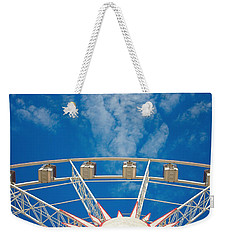 Huge Ferris Wheel Weekender Tote Bag