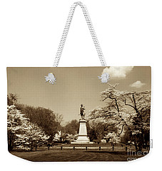 Hugh Mercer In Springtime II Weekender Tote Bag by Anita Lewis