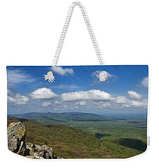 Humpback Rocks View South Weekender Tote Bag