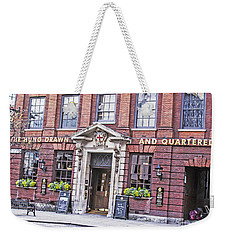 Hung Drawn And Quartered Weekender Tote Bag