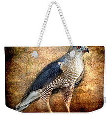 Hunting Hawk Weekender Tote Bag